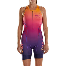 Zoot LTD Tri Racesuit Plus Dames, sunset
